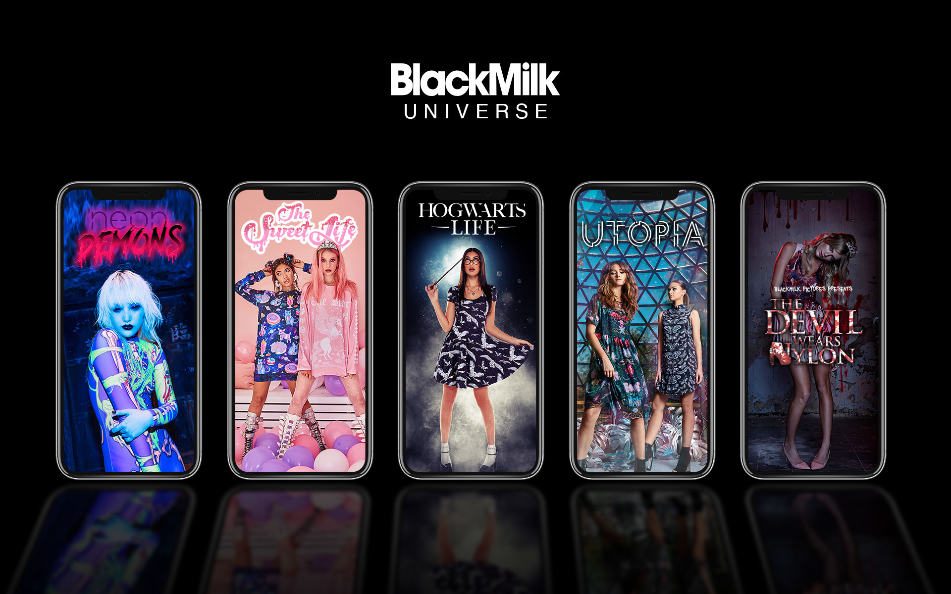 BlackMilk Campaigns