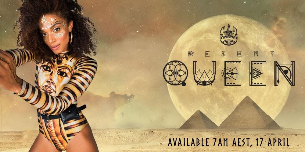 Blackmilk-Desert Queen