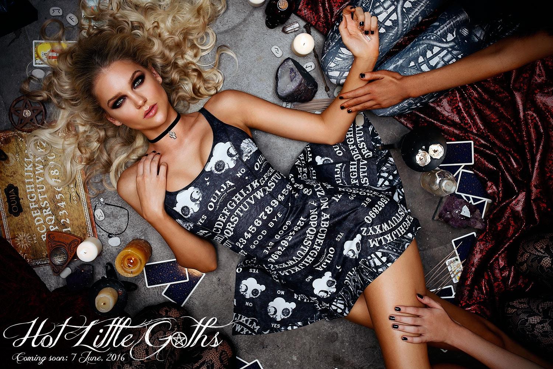 Blackmilk-Hot Little Goths