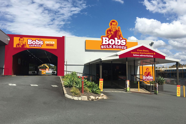 Bob's Bulk Booze