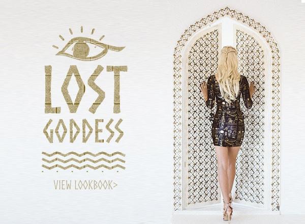 Blackmilk-Lost Goddess