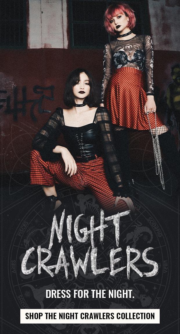 Blackmilk-Night Crawlers