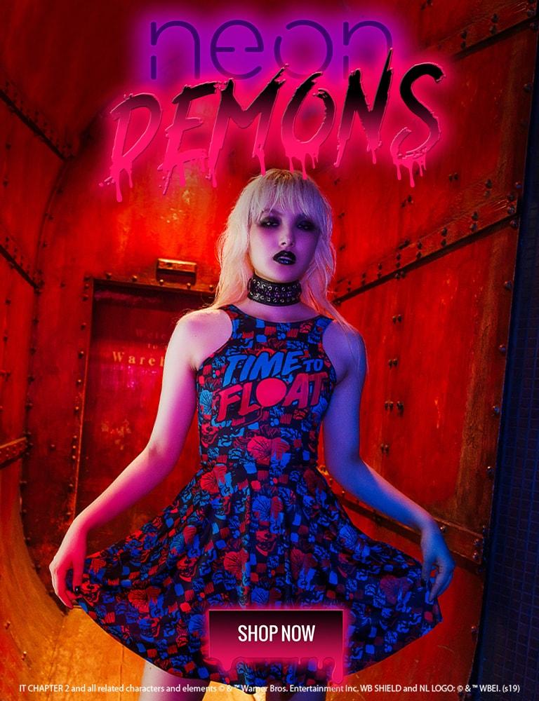Blackmilk-Neon Demons